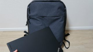 ThinkPadを入れるビジネスリュック(バックパック)としてINCASE CITY COLLECTION COMPACT BACKPACKを買いました